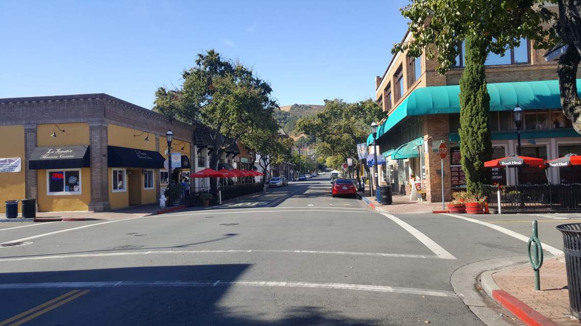 martinez downtown